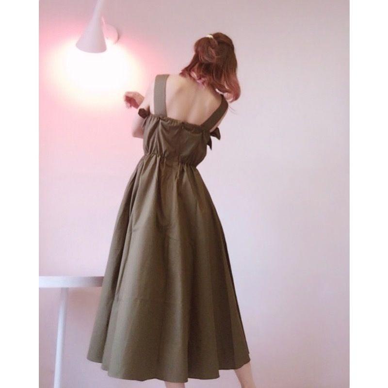 カジュアルサマードレス