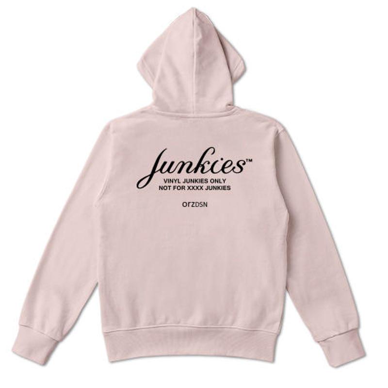 """orz design – """"Junkies"""" Hoodie"""