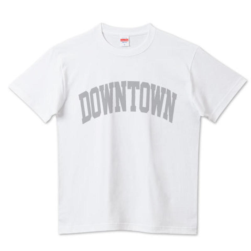 """University of DOWNTOWN"" Tee"