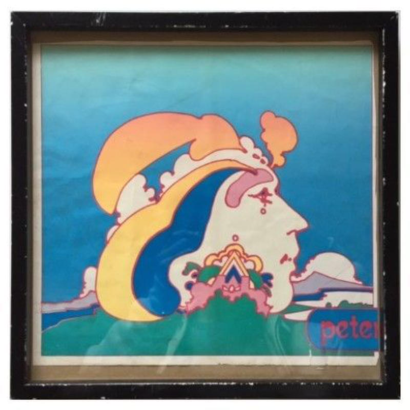 Peter Max – Vintage Poster