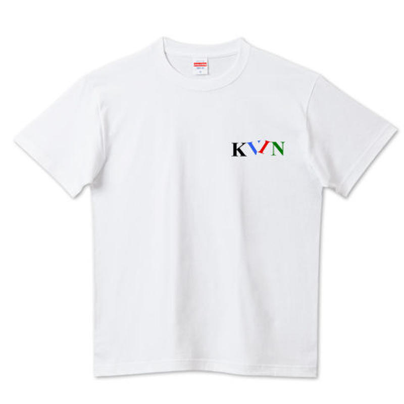 "Kvin. Playground ‎– ""HEART"" Tee"