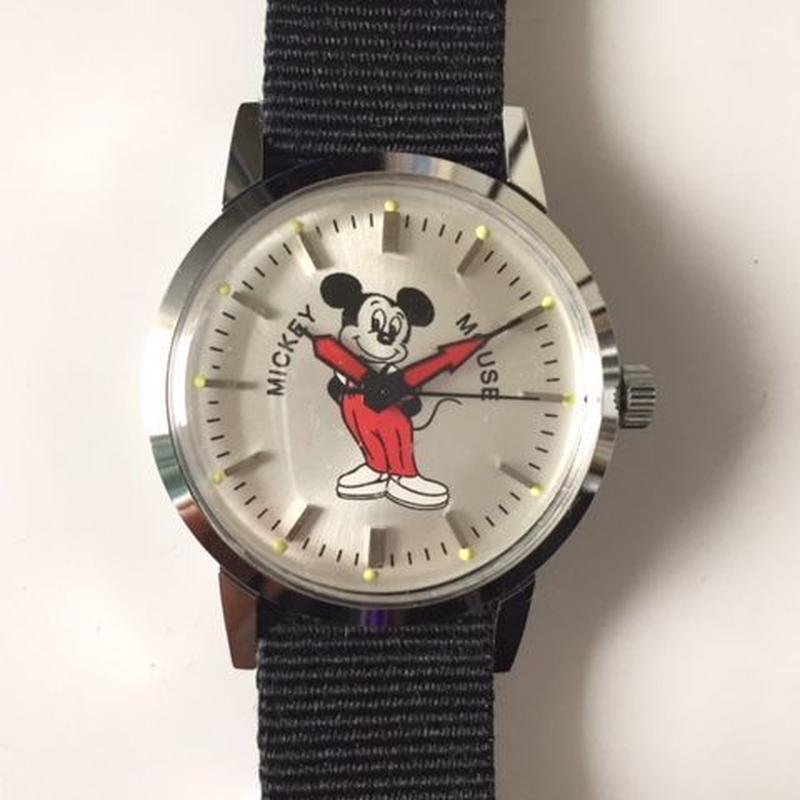 HMT - 70's Antique Watch (Mickey)