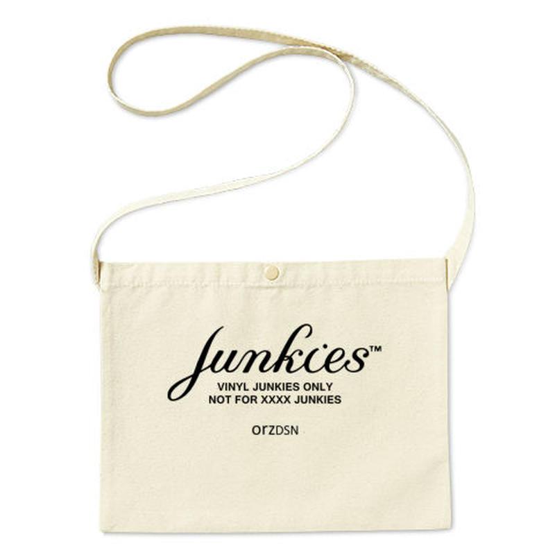 "orz design – ""Junkies"" Sacoche"