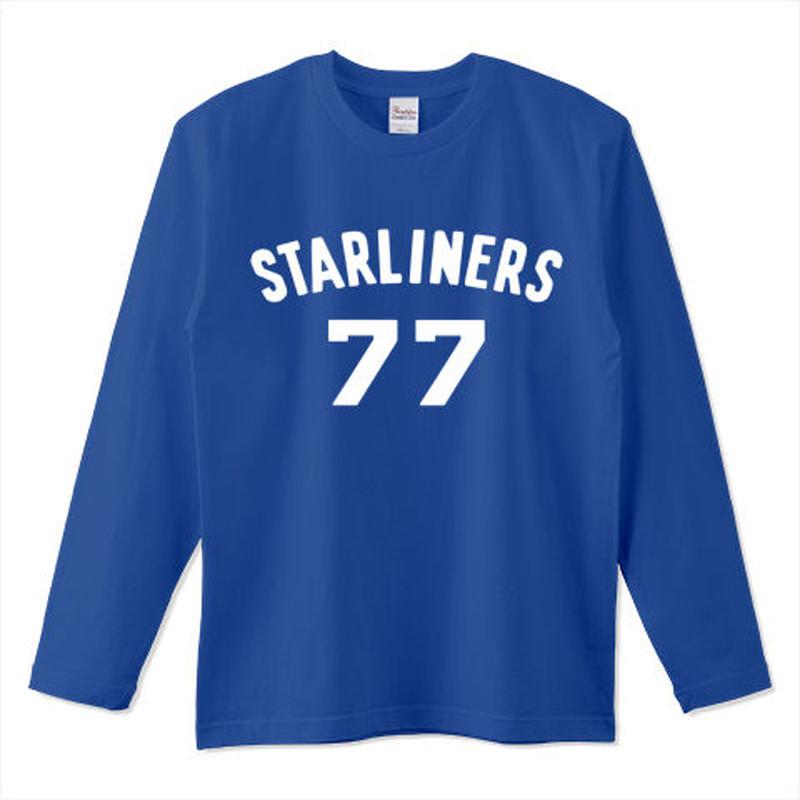 "Kvin. Playground – ""STARLINERS '77"" L/S Tee"