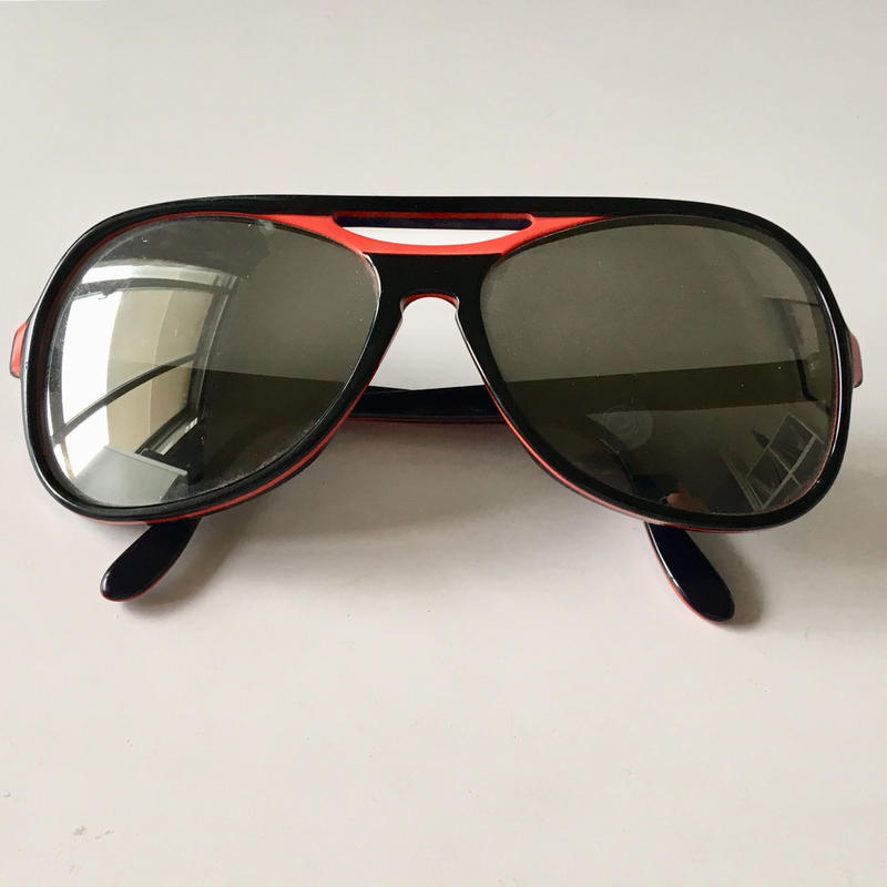 "70's B&L Ray-Ban ‎– ""Powderhorn"""