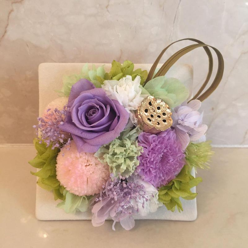 和モダン-lavender-