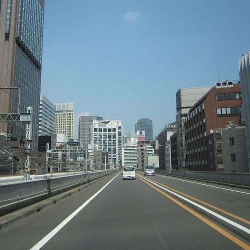 風水12 ビルと道路