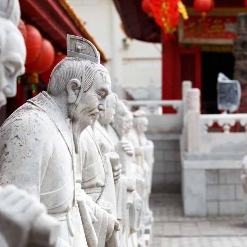 風水43 儒教との矛盾