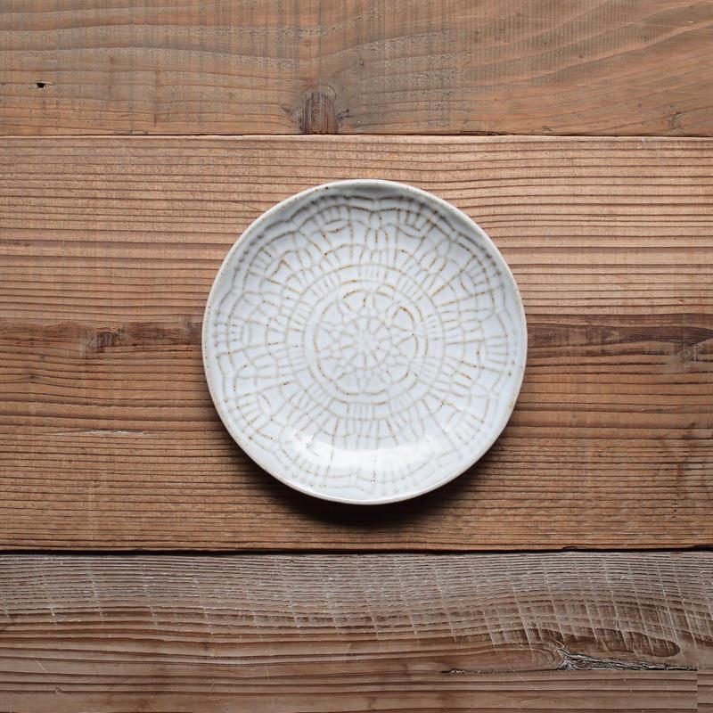Doily   plate M