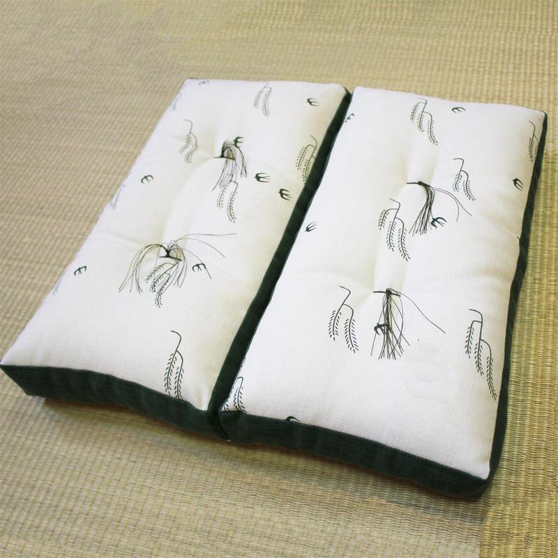 折れ座布(つばめ)