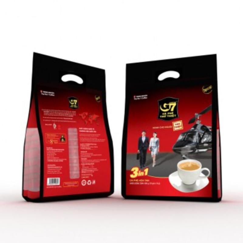 ベトナム コーヒー カフェオレ インスタント 【50袋入り】 TRUNG NGUYEN G7 3in1 instant coffee 【正規輸入品】