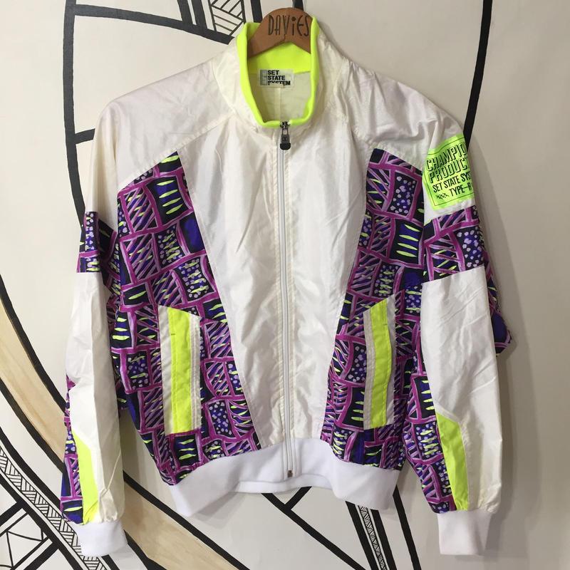 【スペシャル】チャンピオン 日本製 90s ナイロンジャケット