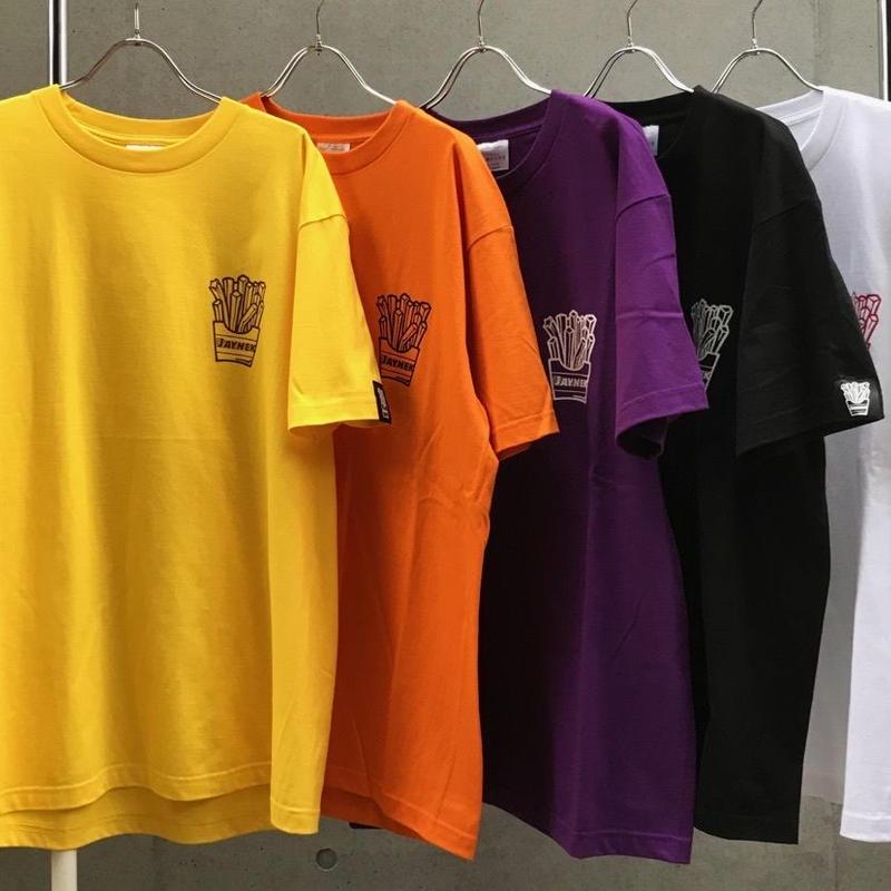 01ナンバーポテト Tシャツ【受注期間7/5〜8(AM9時まで)】