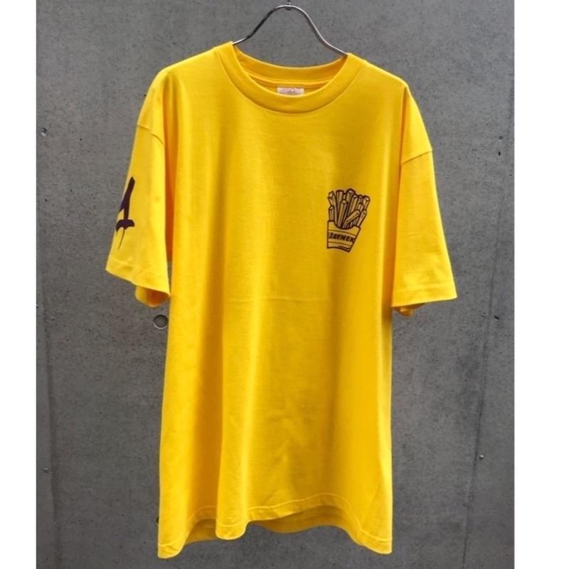 ナンバーポテトTシャツ
