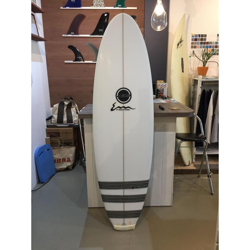 A39 surfboard  PGR  hybrid