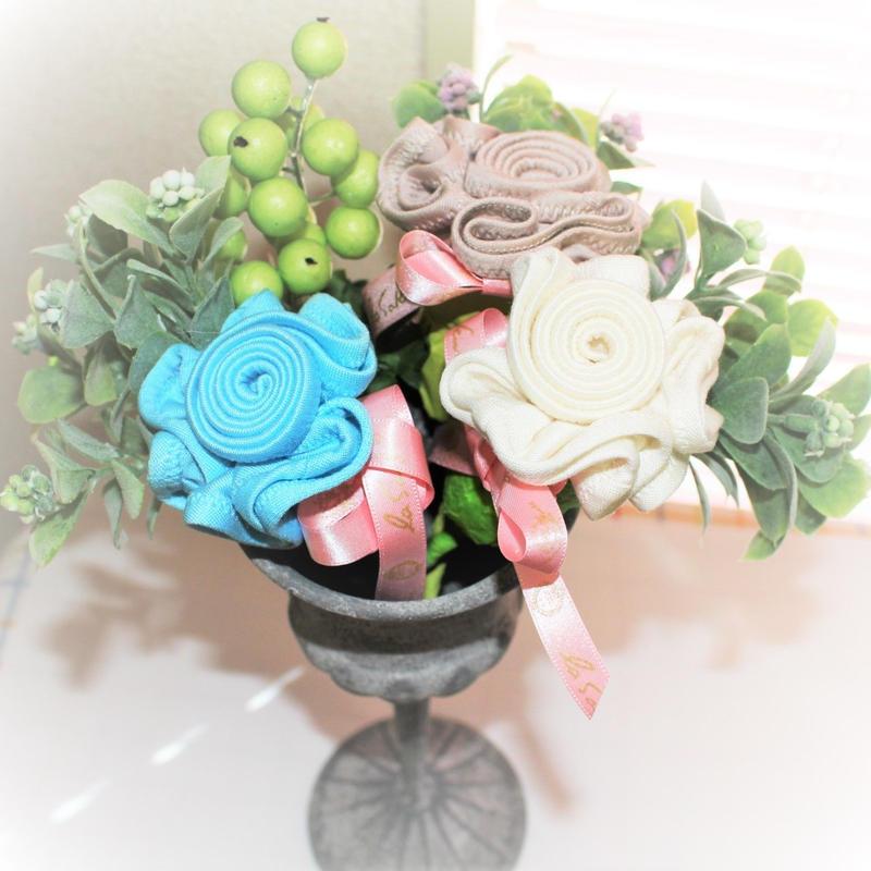 フラワーショーツ3点+花器ギフト