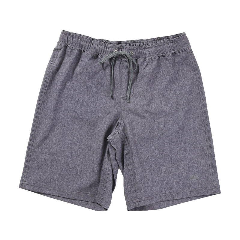 2404 SOLID BOARD SHORTS(MIDDLE丈)