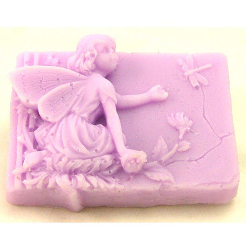 可愛い妖精のモールド H018