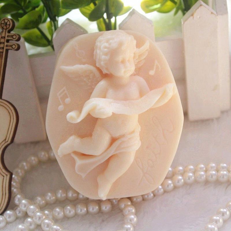 素敵な天使のモールド T012