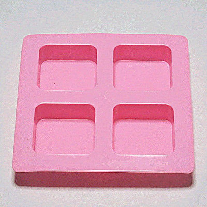シートモールド 正方形×4