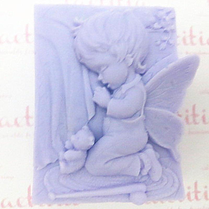 素敵な天使のモールド T004