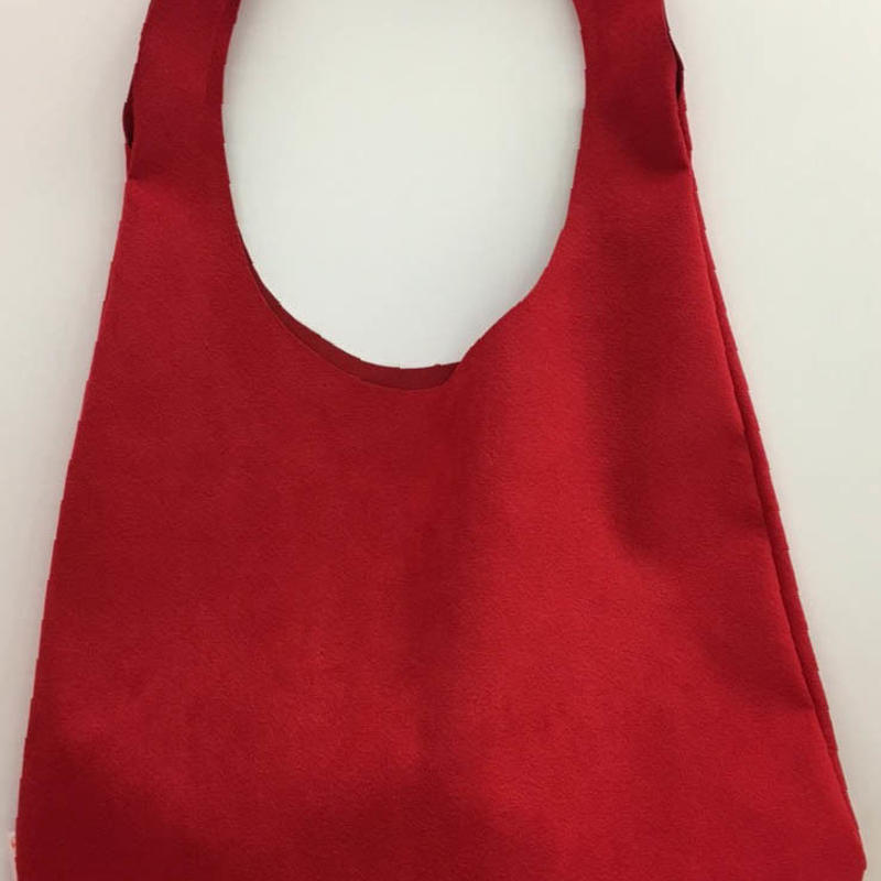 ringan bag 丸 (red)