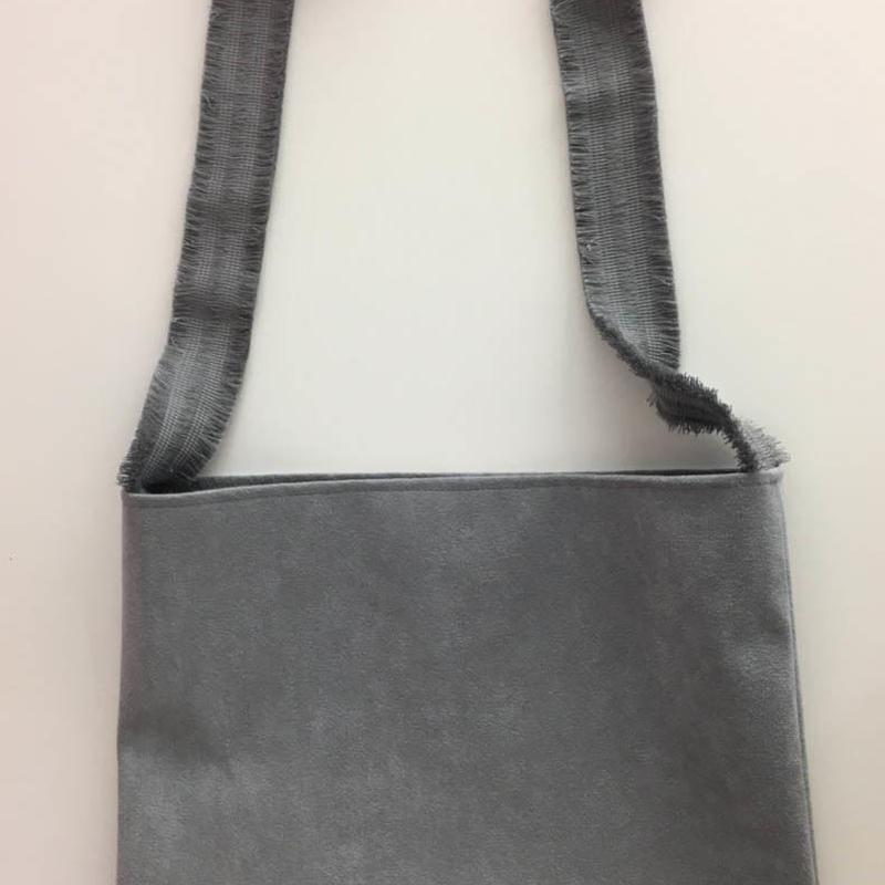 ringanbag フリンジ (gray)
