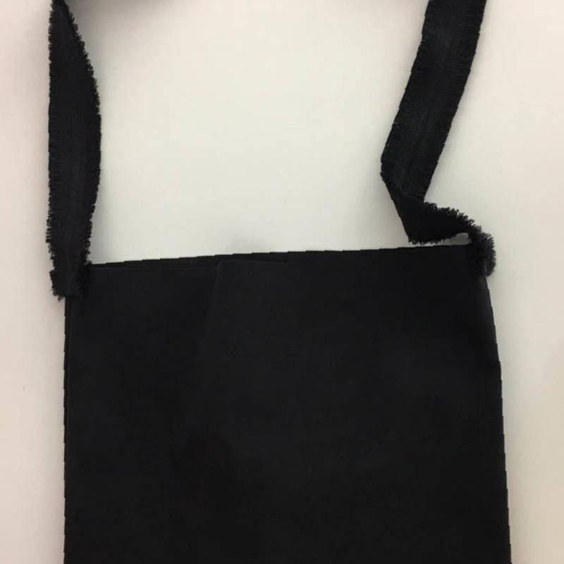ringanbag フリンジ (black)