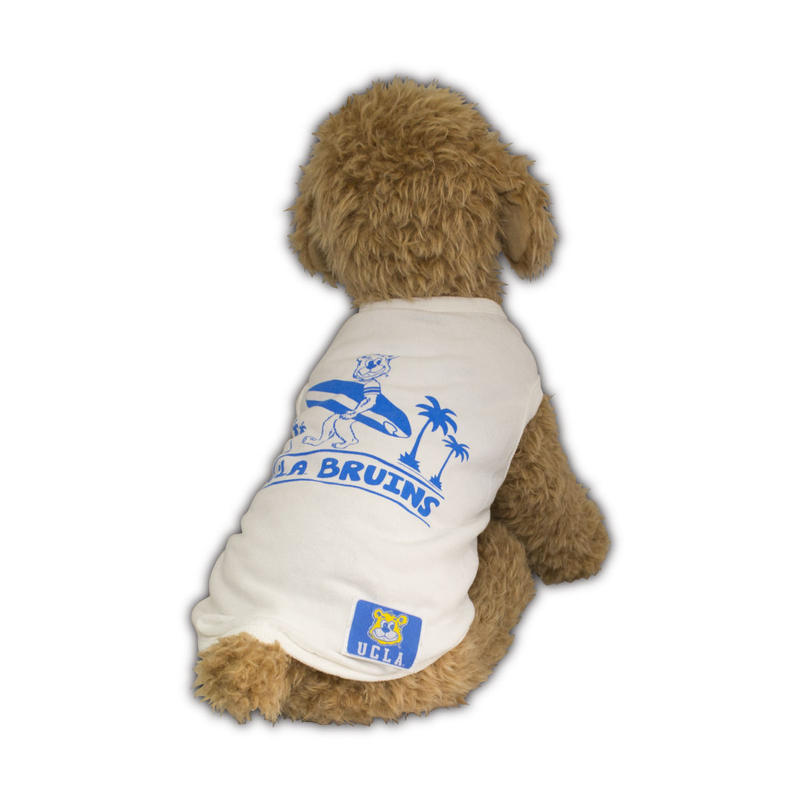 [UCLA-0397] UCLA サーフベアTシャツDOG WEAR(犬服)