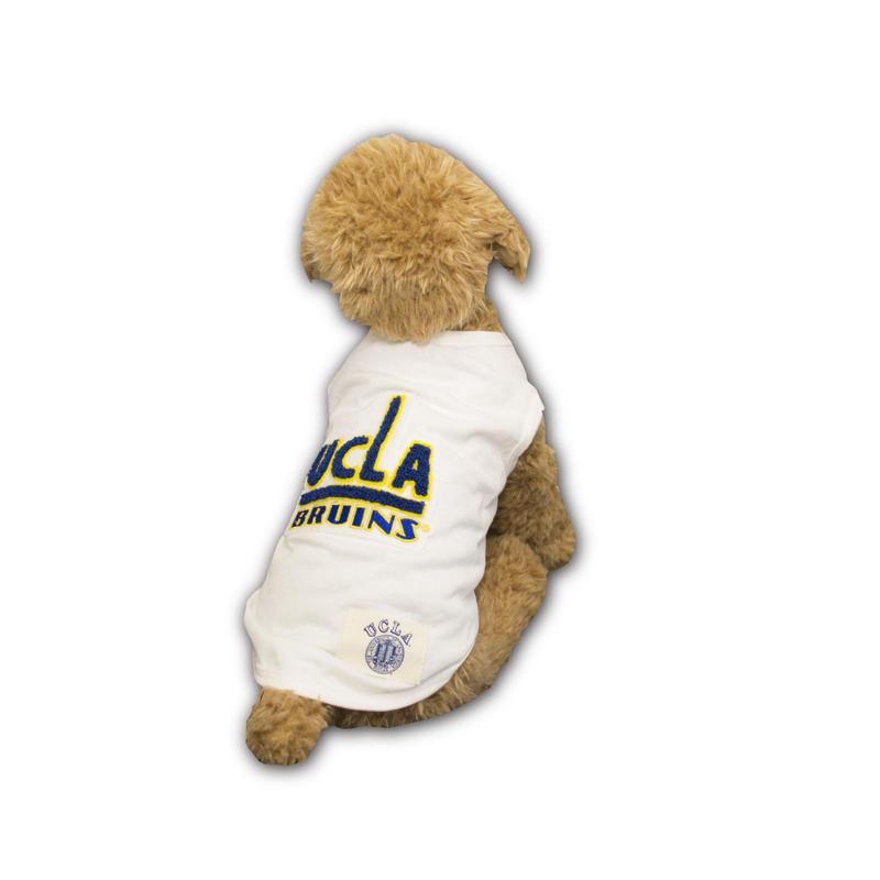 [UCLA-0413] UCLA サガラワッペンTシャツDOG WEAR(犬服)