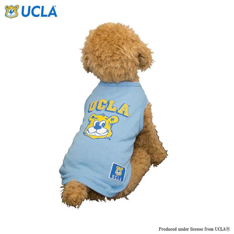 [UCLA-0414] UCLA ベアTシャツDOG WEAR(犬服)