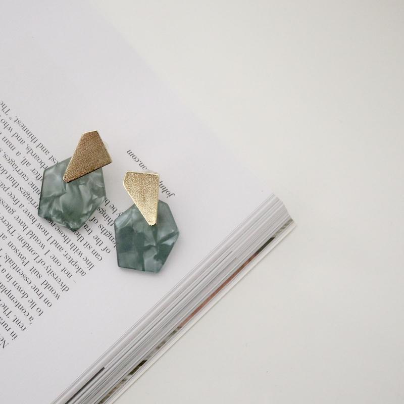 diamond pierce(green)