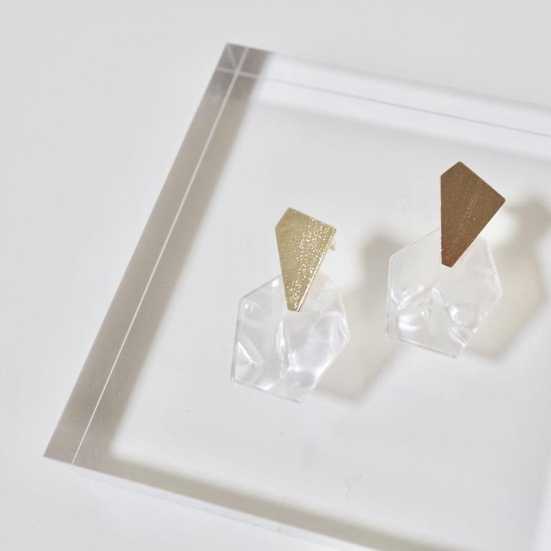 diamond pierce(clear)