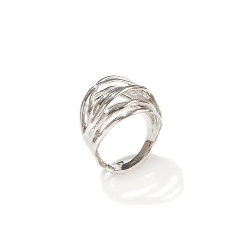 Spiral ring (silver)