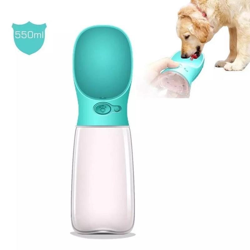 【LAMODA】大容量!Mサイズ 専用マイボトル 海外で大人気 お散歩用 水飲み 携帯 ボトル 可愛い 多頭飼い 中・大型犬用