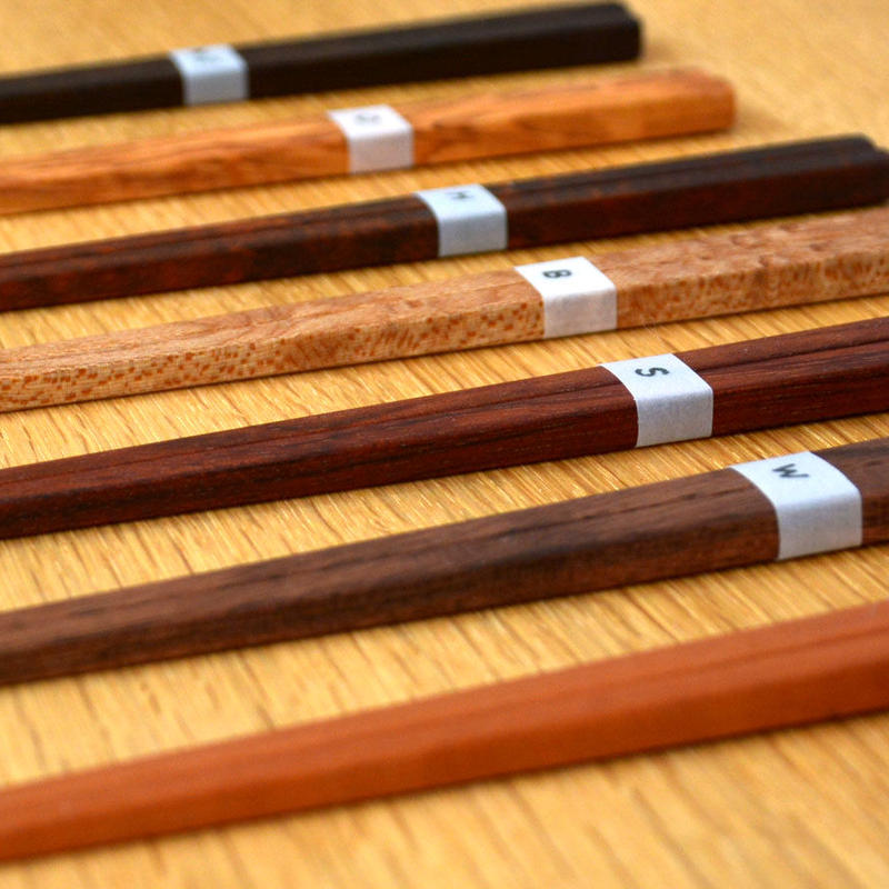 木の箸(内田麻実の箸) <W><P>/Mサイズ(220mm)