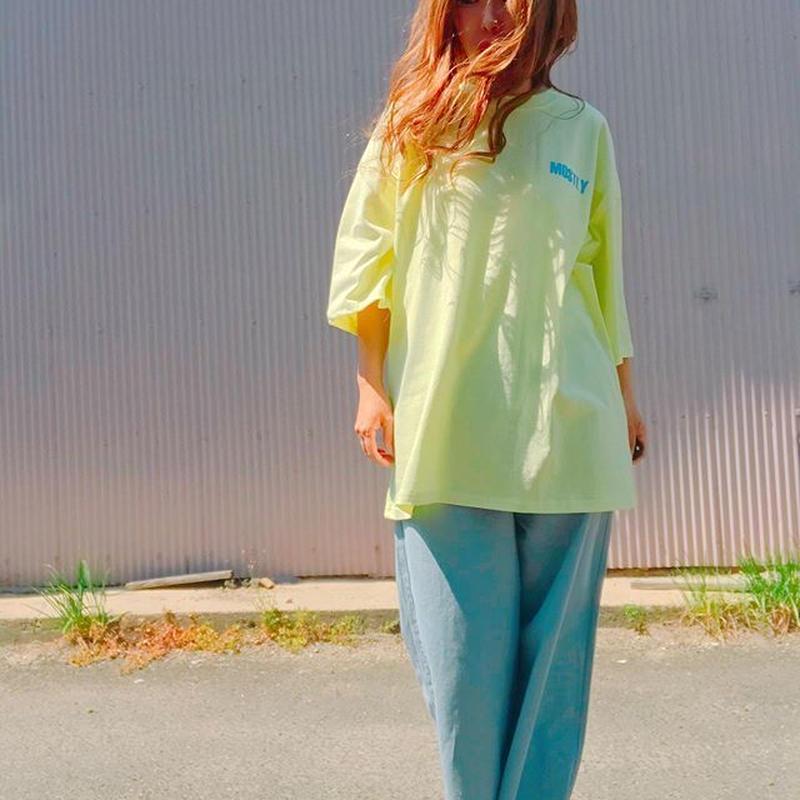 ビタミンカラーBigTシャツ