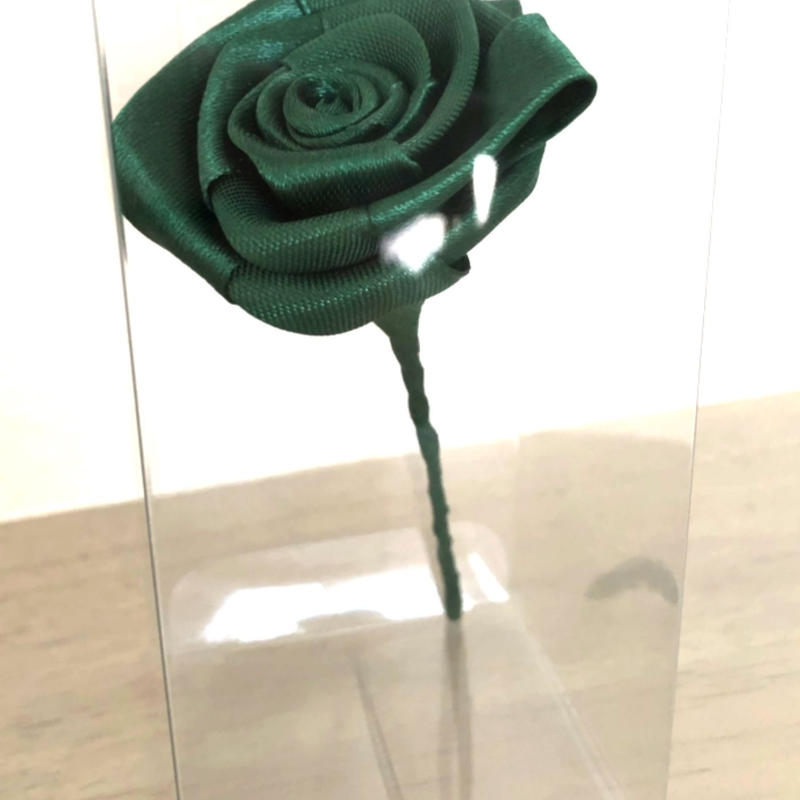 リボンTi Rose ヘアーピック
