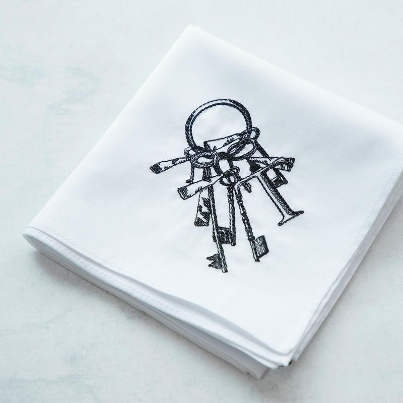 T - Key chain