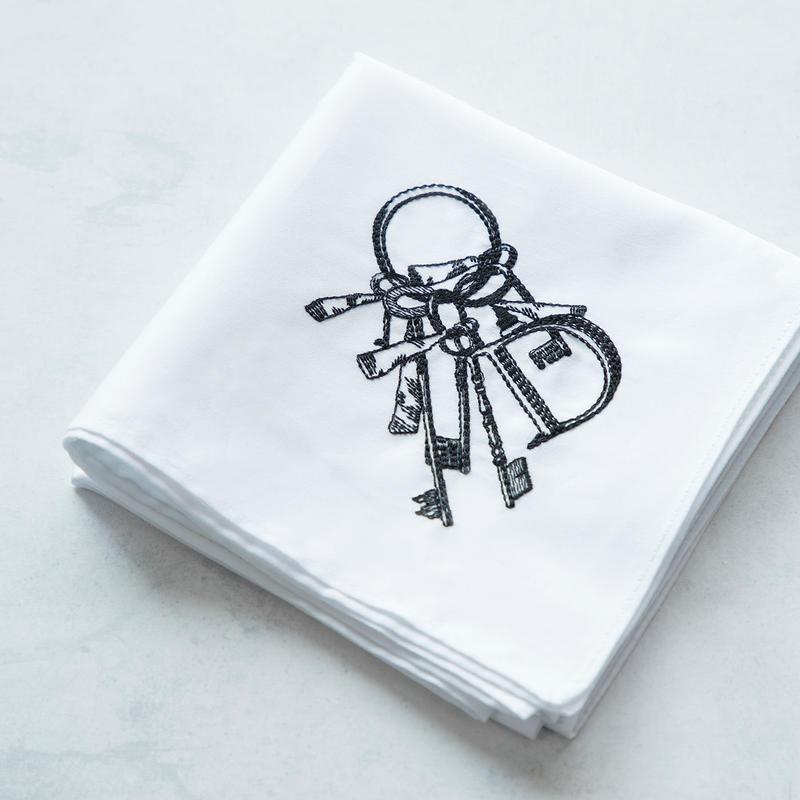 D - Key chain