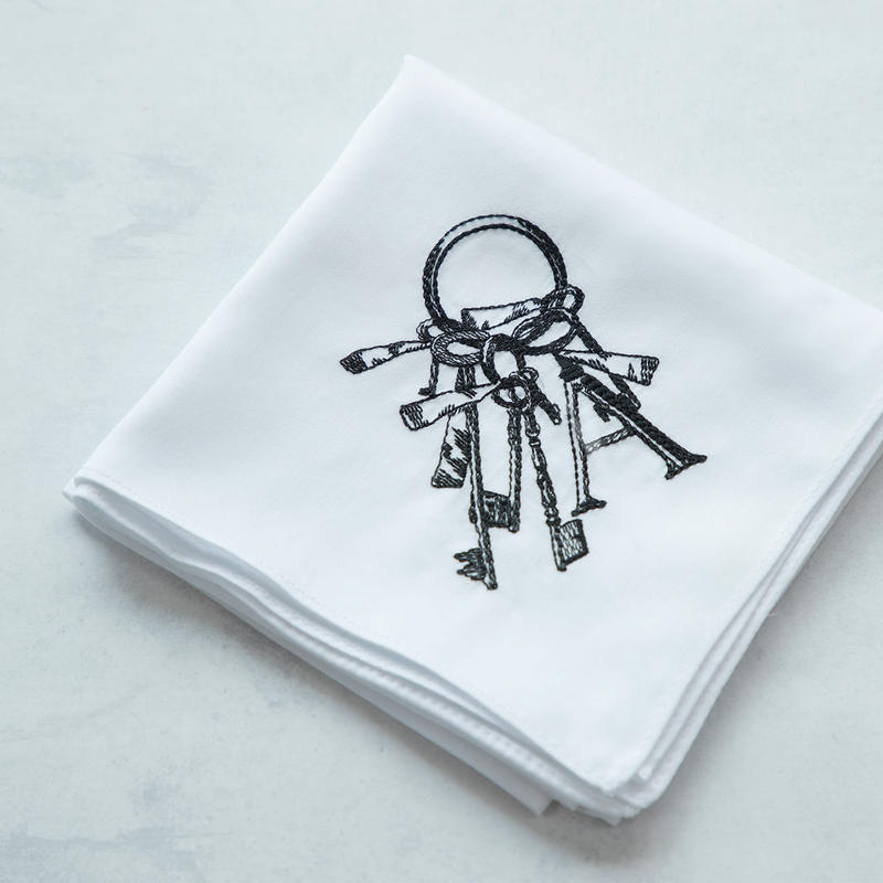 A - Key chain