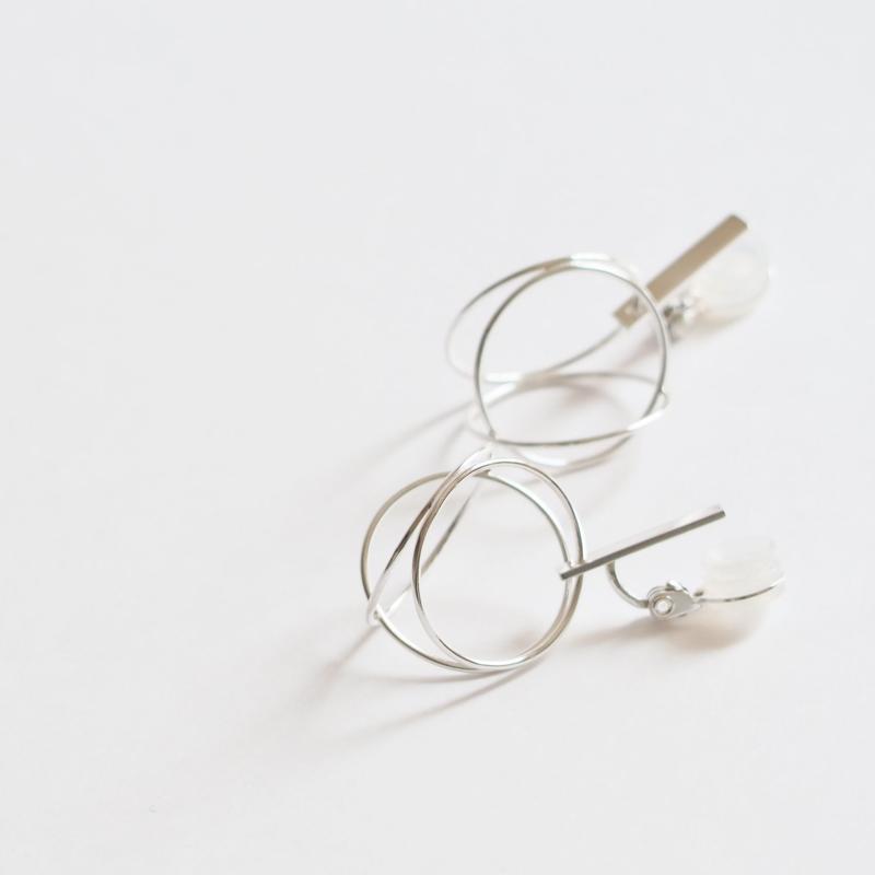 earring 新世界 1piece