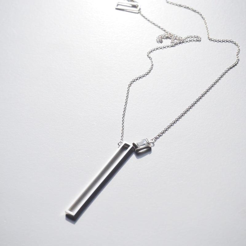 necklace 美しい道