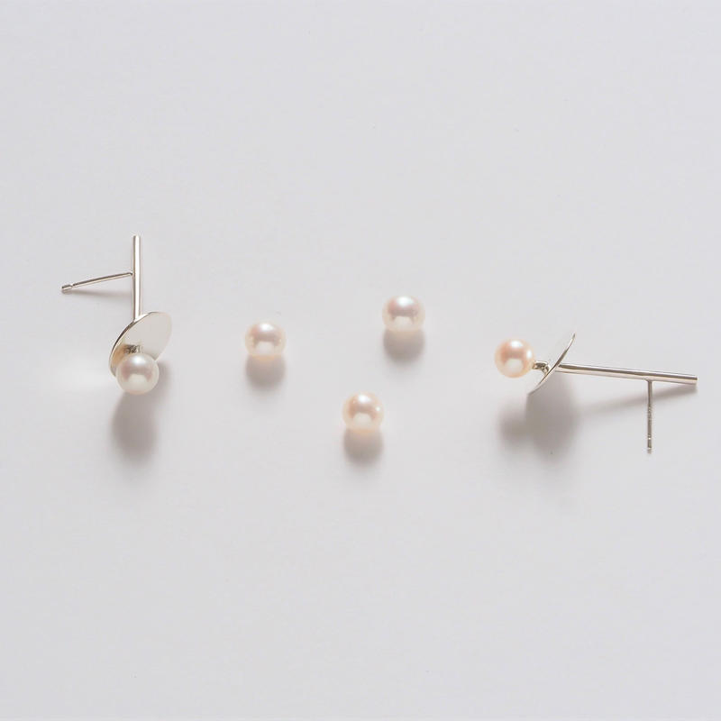earrings しゃぼん玉