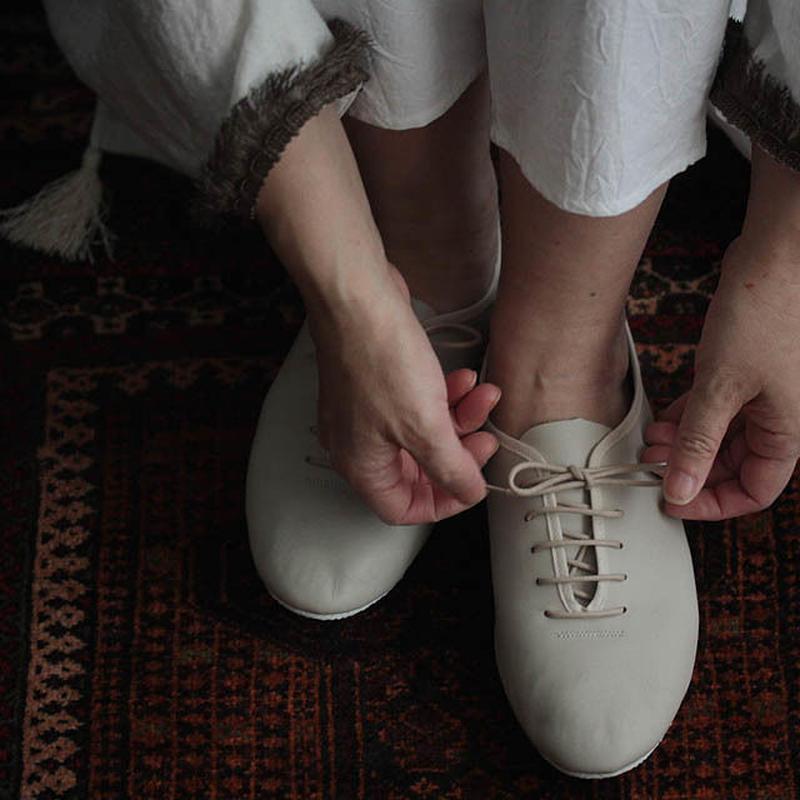 CATWORTH  jazz shoe (cream)