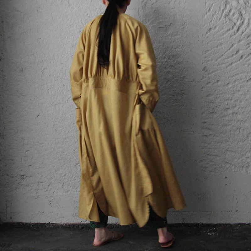 NOTA wieliczka  gown (mustard)