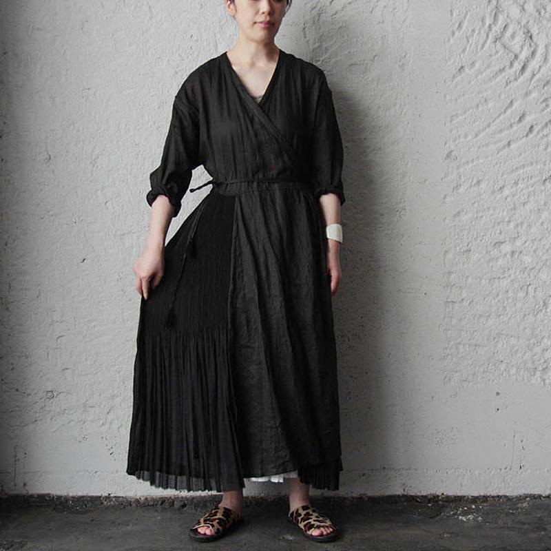 Tabrik kashcourt dress (black)