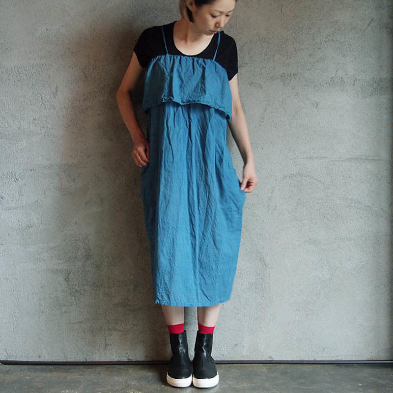 Tabrik aizome camisole dress
