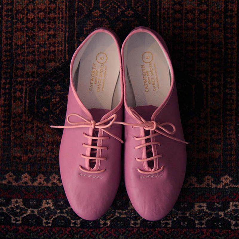 CATWORTH  jazz shoe (mid pink)