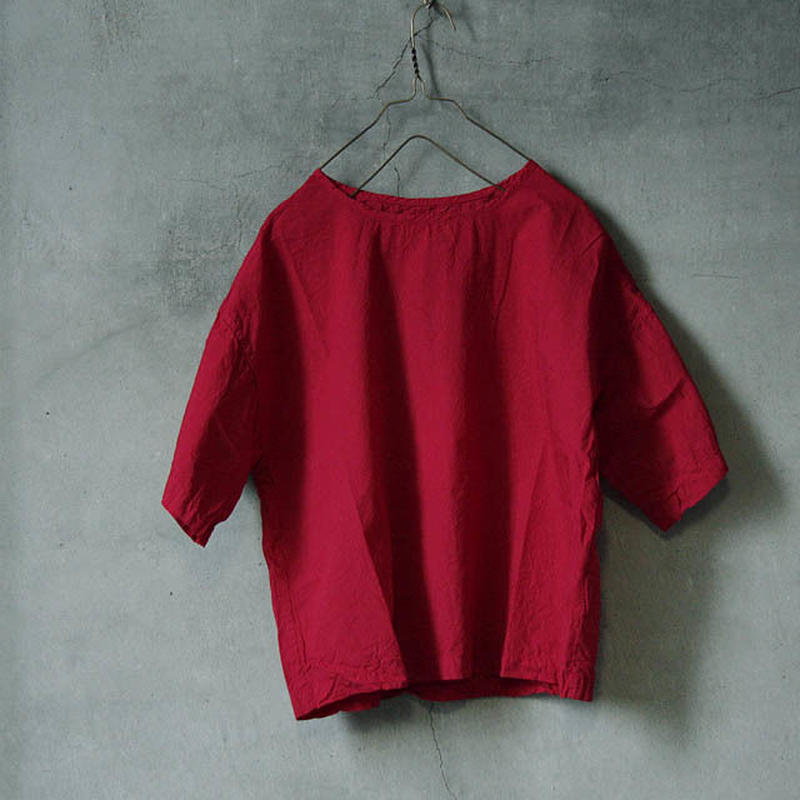 COMMONO reproducts  pullover red